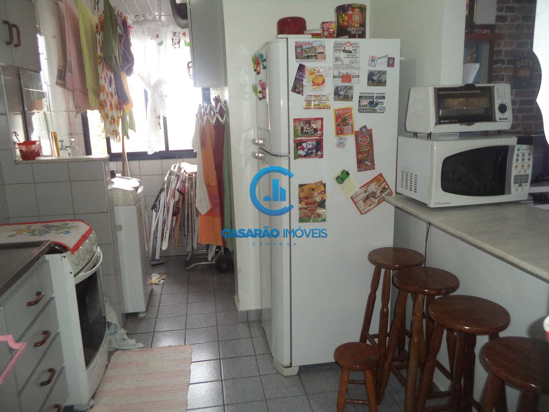 Apartamento com 2 dorms, Martim de Sá, Caraguatatuba - R$ 320 mil, Cod: 1150