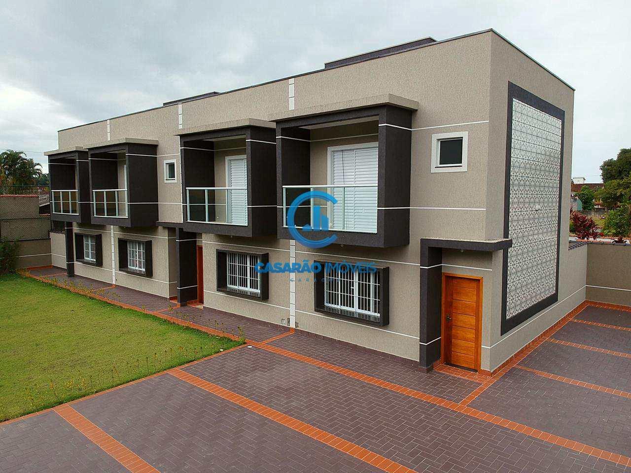 Sobrado de Condomínio com 2 dorms, Jardim do Sol, Caraguatatuba - R$ 300 mil, Cod: 1140