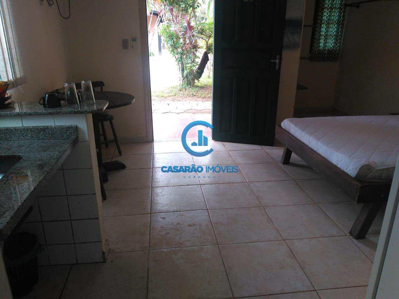 Casa de Condomínio com 1 dorm, Martim de Sá, Caraguatatuba - R$ 99 mil, Cod: 1113