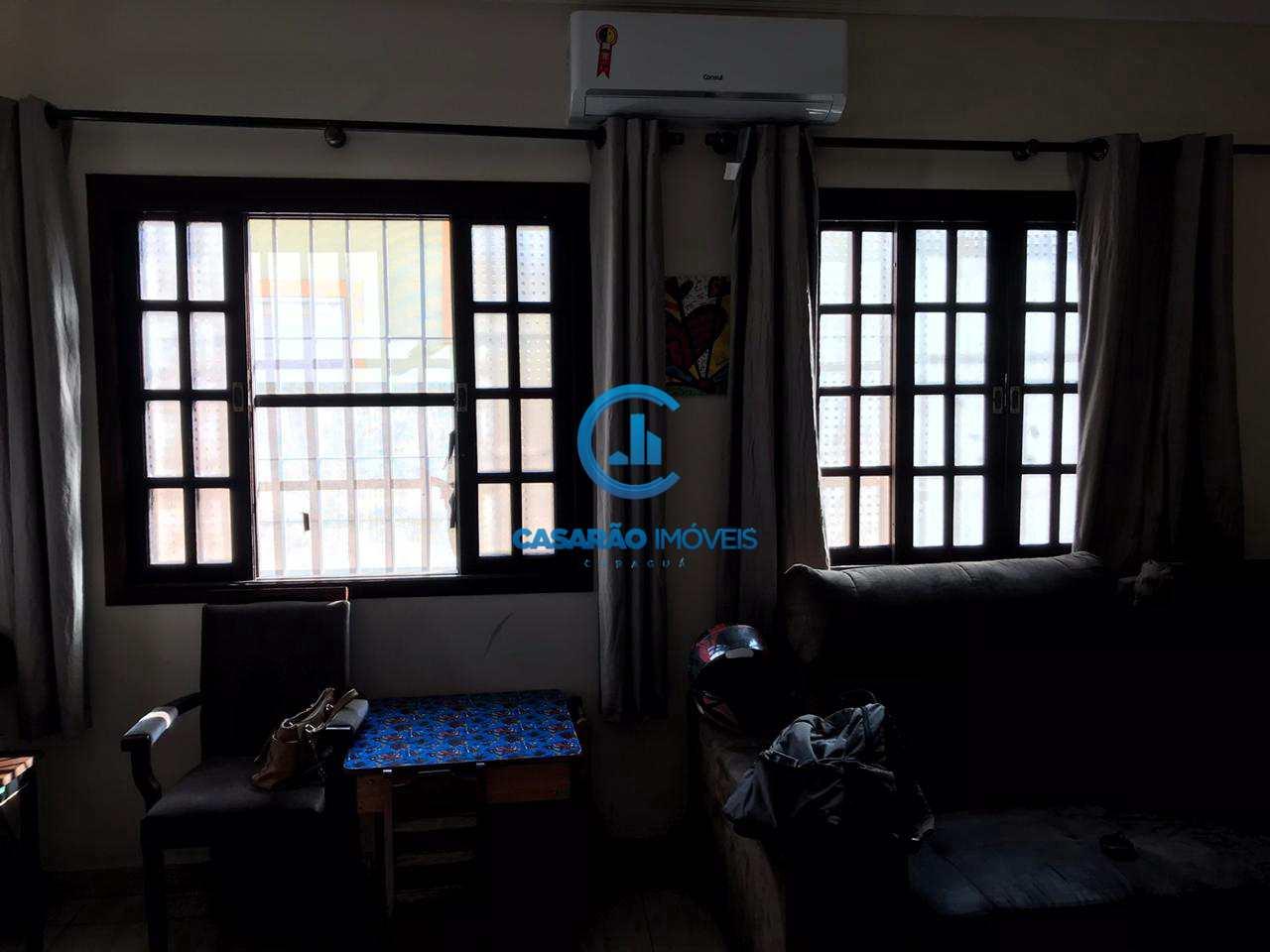Casa com 4 dorms, Indaiá, Caraguatatuba - R$ 520 mil, Cod: 1087