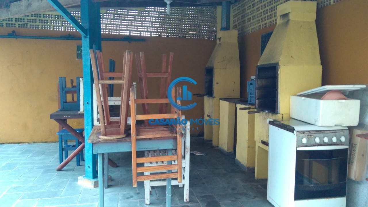 Apartamento com 1 dorm, Martim de Sá, Caraguatatuba - R$ 160 mil, Cod: 1080