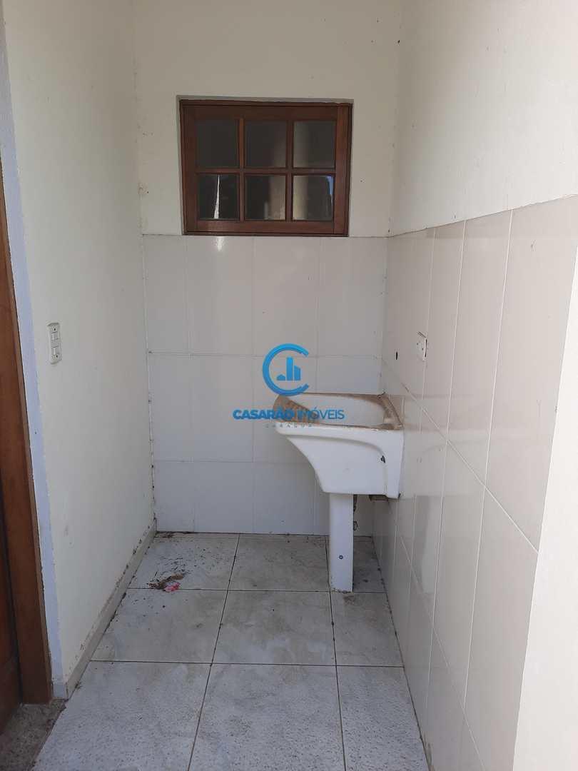 Sobrado com 2 dorms, Loteamento Recreio Juqueriquerê, Caraguatatuba - R$ 250 mil, Cod: 1074