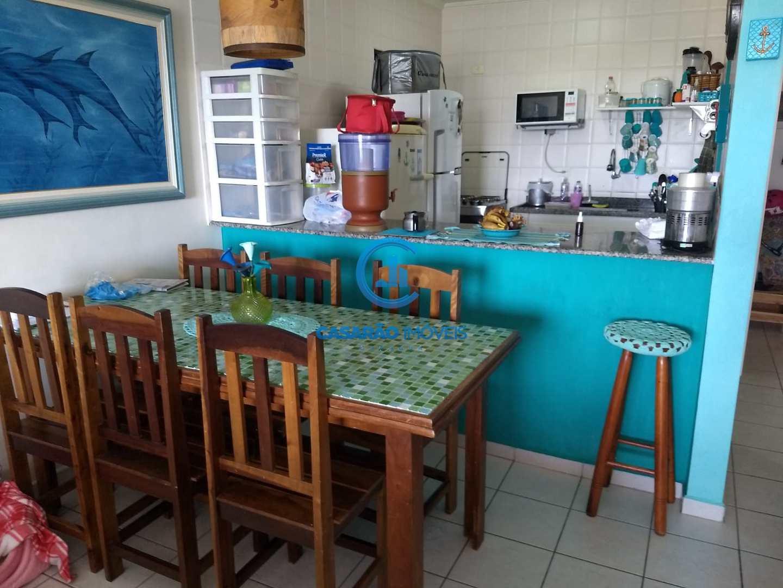 Apartamento com 2 dorms, Indaiá, Caraguatatuba - R$ 410 mil, Cod: 1050