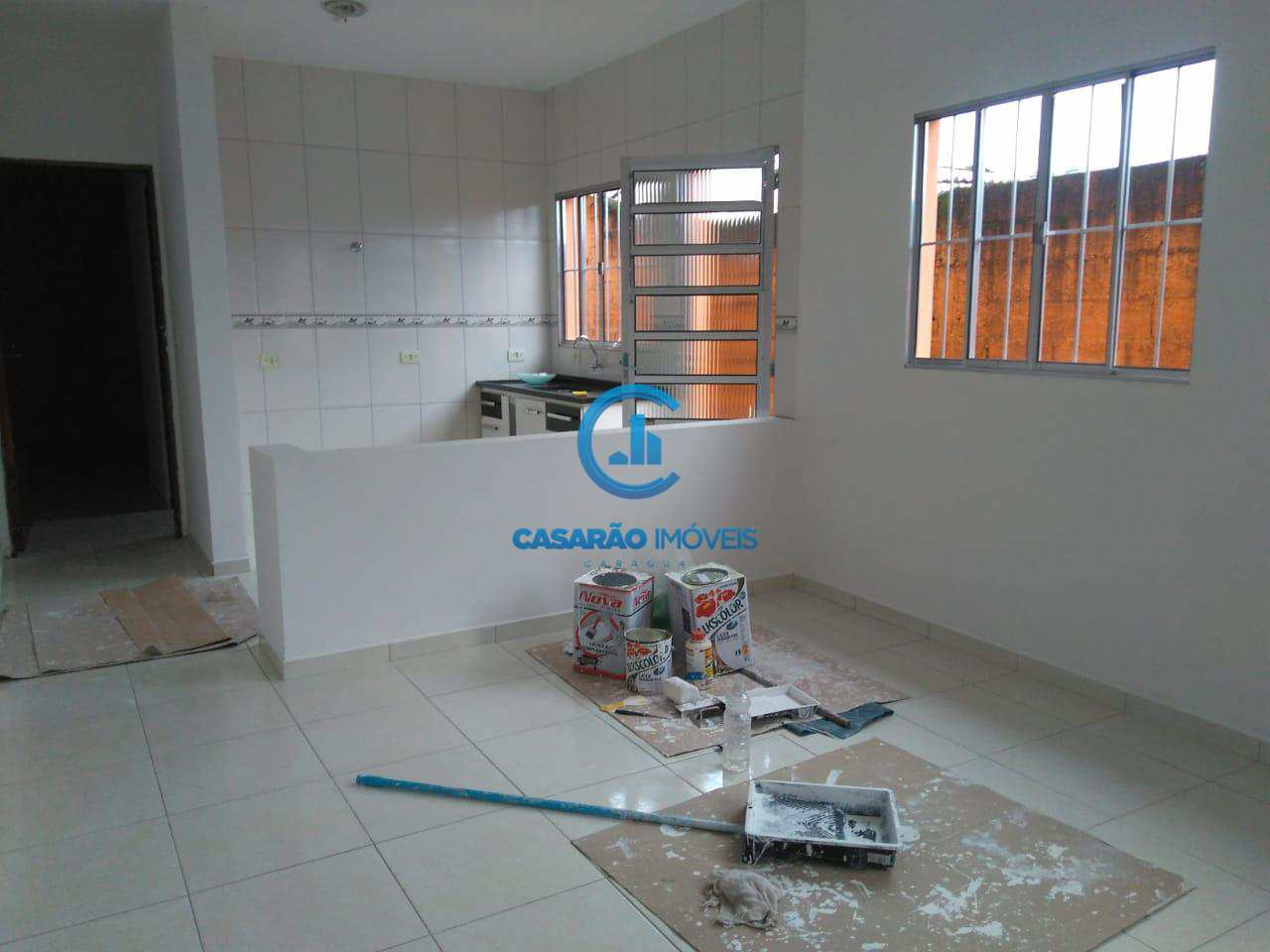 Casa com 2 dorms, Getuba, Caraguatatuba - R$ 220 mil, Cod: 1016