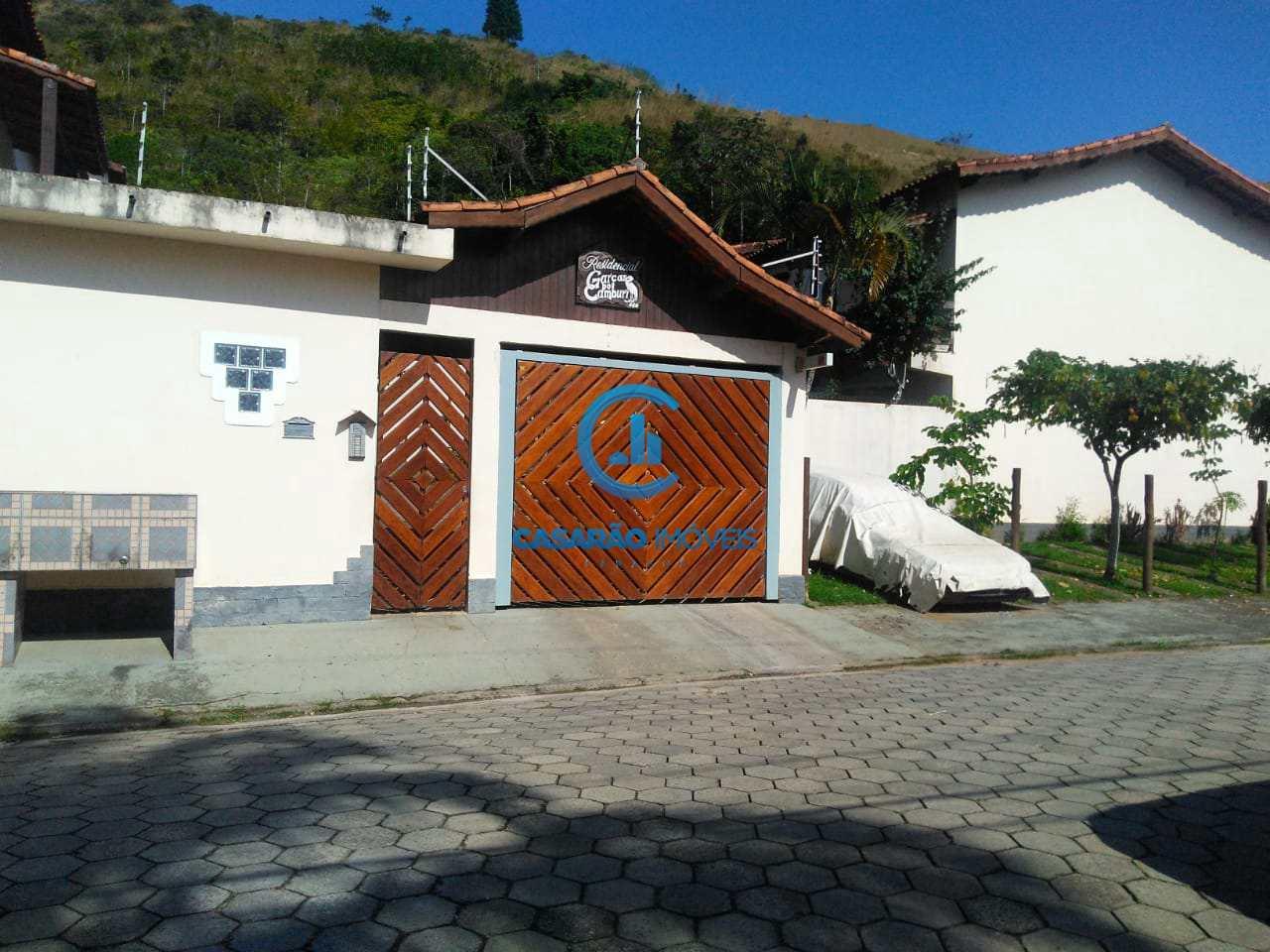Sobrado de Condomínio com 2 dorms, Prainha, Caraguatatuba - R$ 300 mil, Cod: 9015