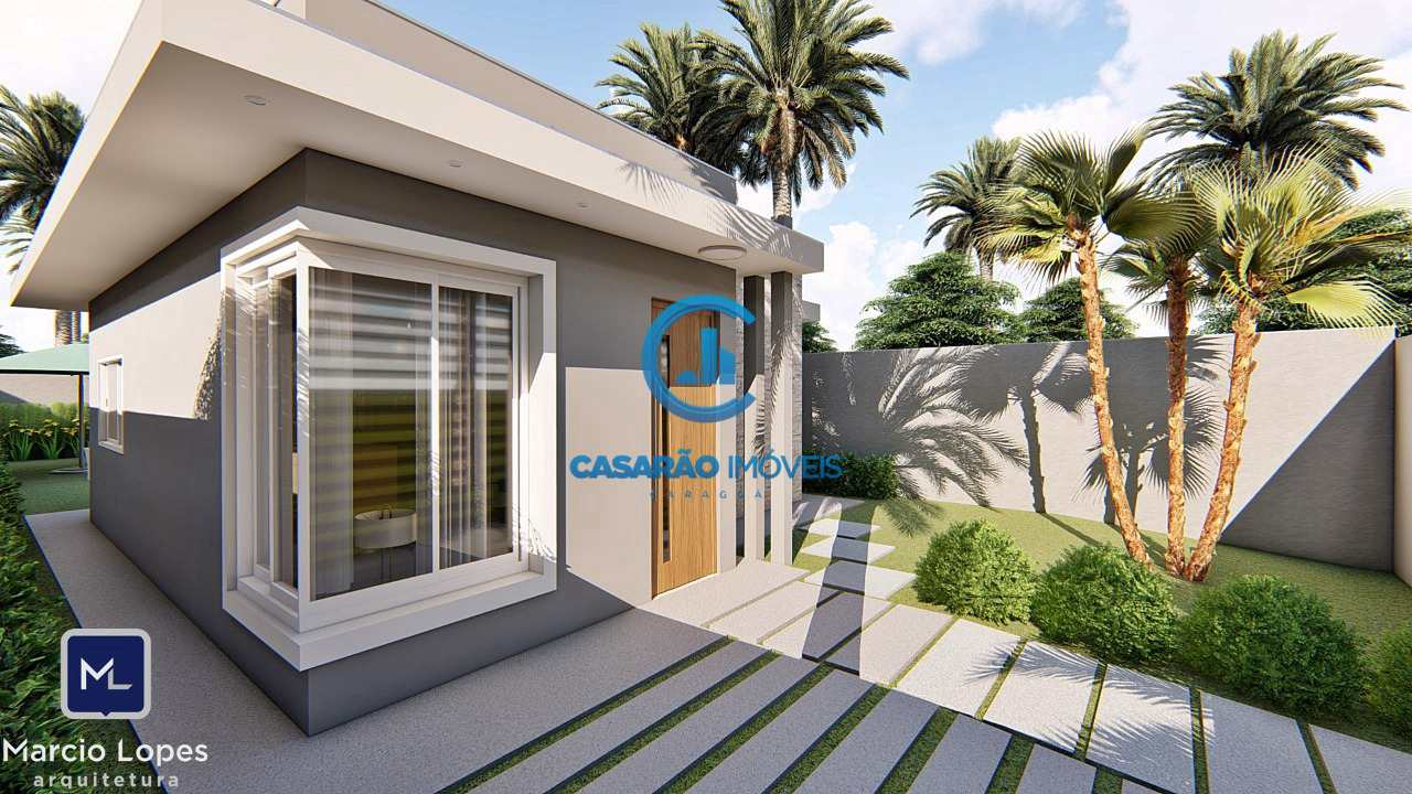 Casa com 2 dorms, Jardim do Sol, Caraguatatuba - R$ 270 mil, Cod: 9047