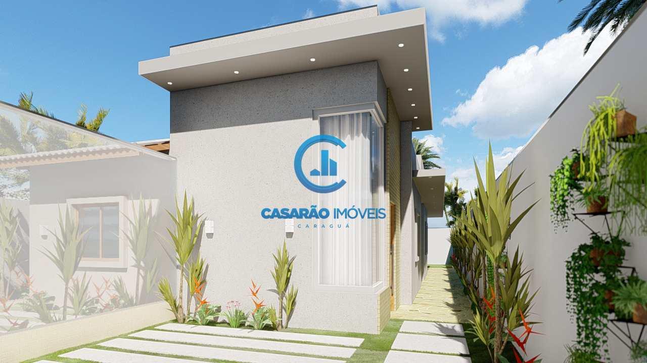Casa com 2 dorms, Balneário Recanto do Sol, Caraguatatuba - R$ 220 mil, Cod: 9050