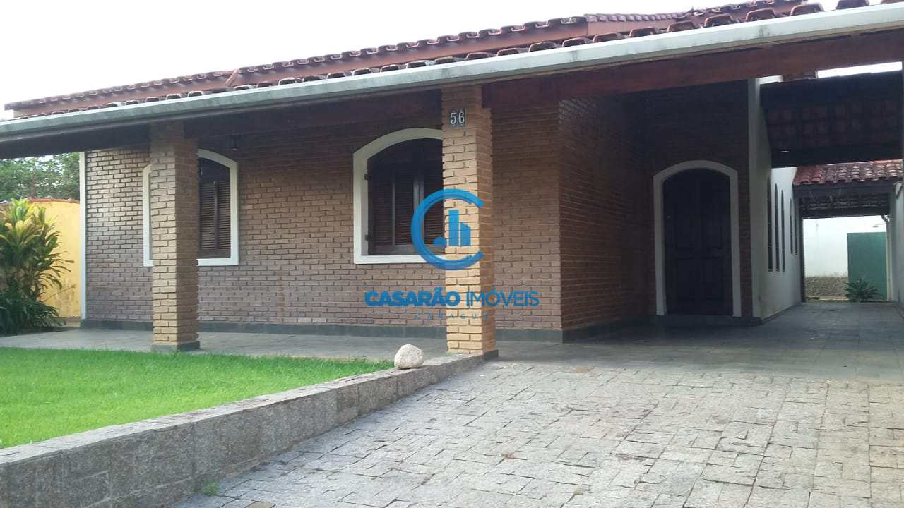 Casa com 3 dorms, Pontal de Santa Marina, Caraguatatuba - R$ 590 mil, Cod: 9076