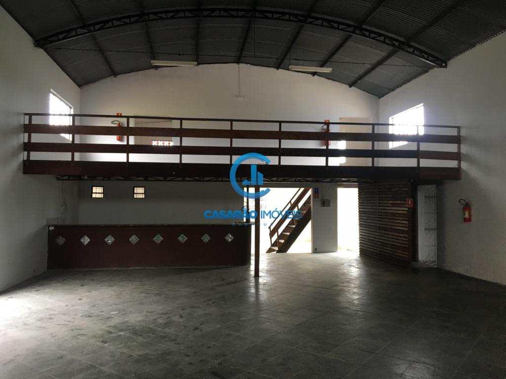 Galpão, Enseada, São Sebastião, 200m² - Codigo: 9080