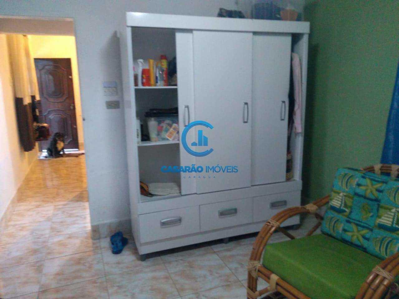 Casa com 2 dorms, Jardim Terralão, Caraguatatuba - R$ 280 mil, Cod: 9087