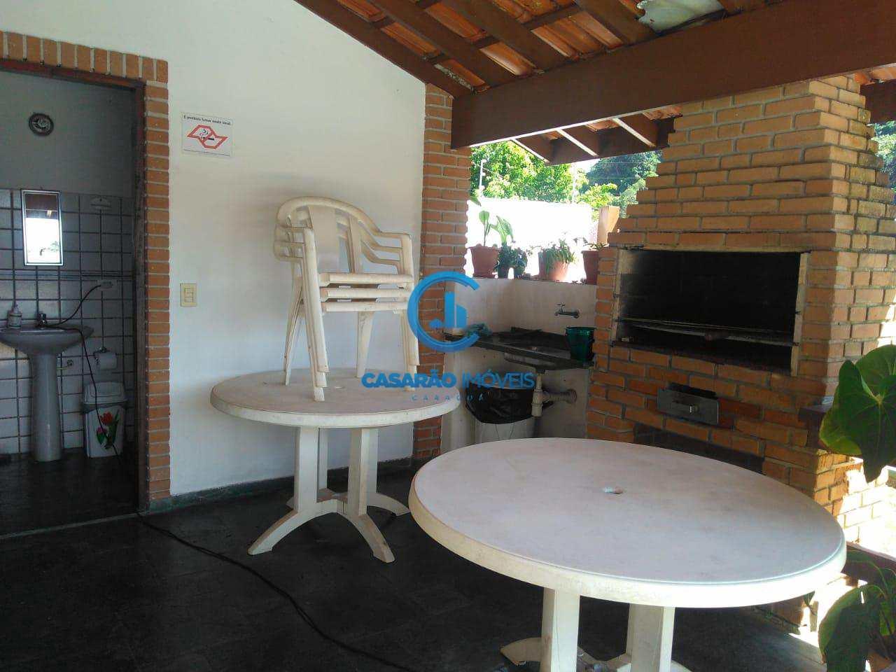 Sobrado de Condomínio com 2 dorms, Prainha, Caraguatatuba - R$ 290 mil, Cod: 9088