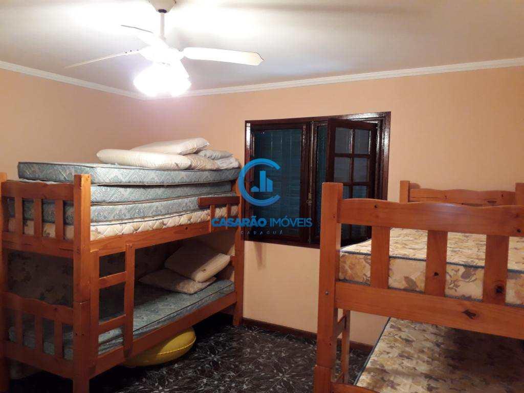 Sobrado de Condomínio com 2 dorms, Martim de Sá, Caraguatatuba, Cod: 9090