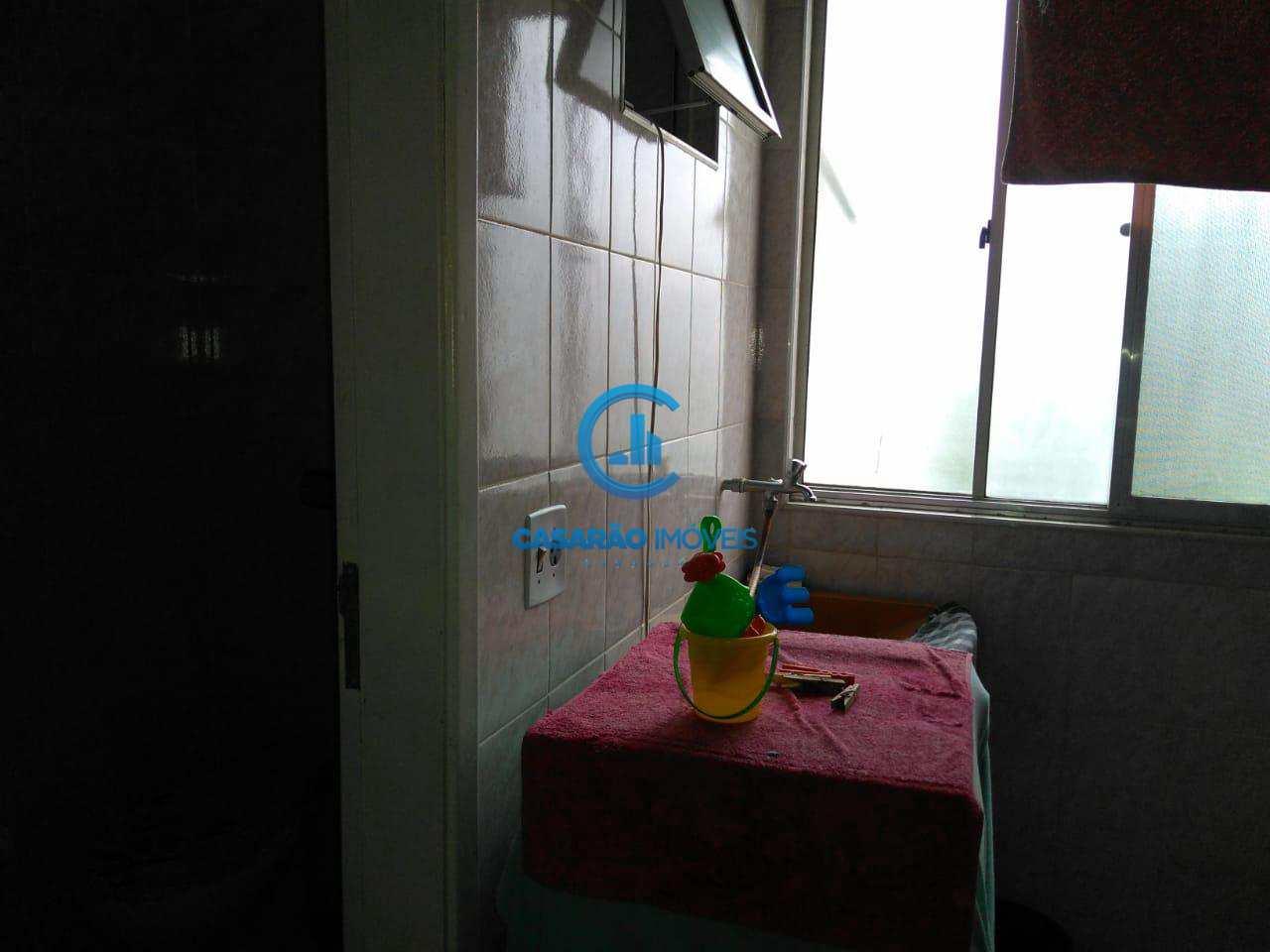 Apartamento com 2 dorms, Massaguaçu, Caraguatatuba - R$ 260 mil, Cod: 9098