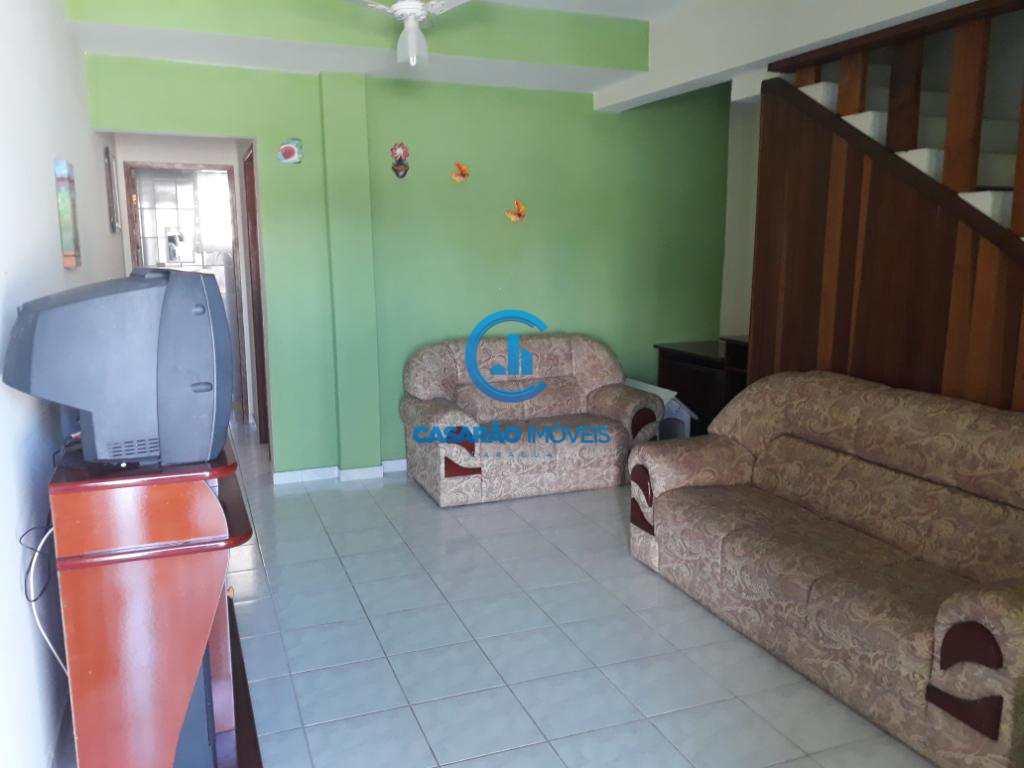 Sobrado de Condomínio com 2 dorms, Martim de Sá, Caraguatatuba - R$ 290 mil, Cod: 9101