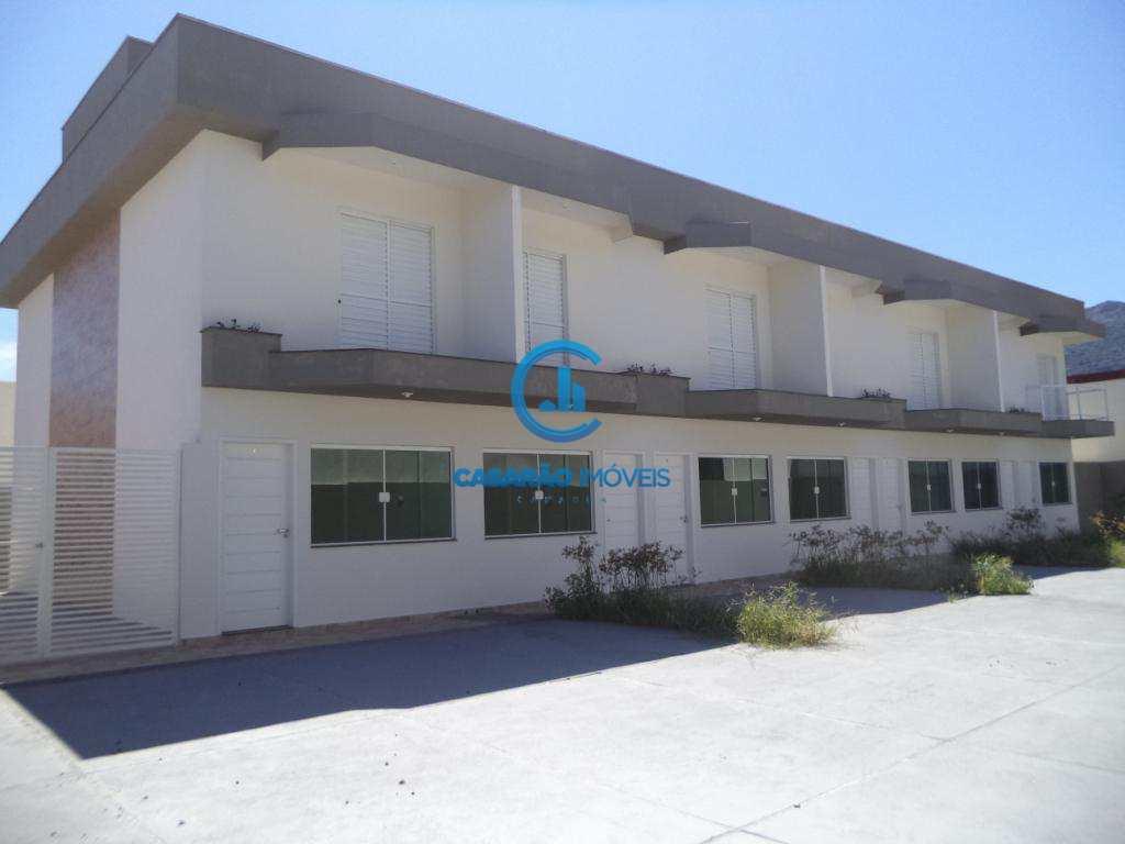 Sobrado de Condomínio com 2 dorms, Cidade Jardim, Caraguatatuba - R$ 298 mil, Cod: 9105