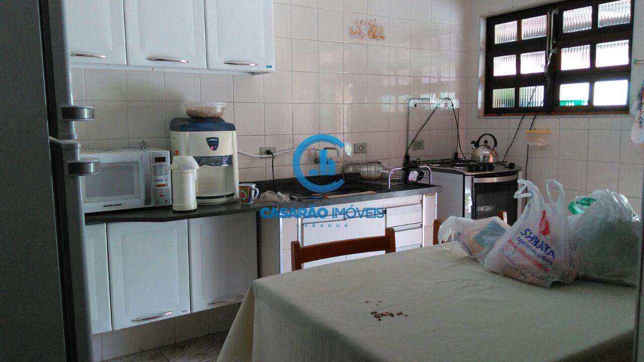 Sobrado de Condomínio com 2 dorms, Vila Atlântica, Caraguatatuba - R$ 250 mil, Cod: 9106
