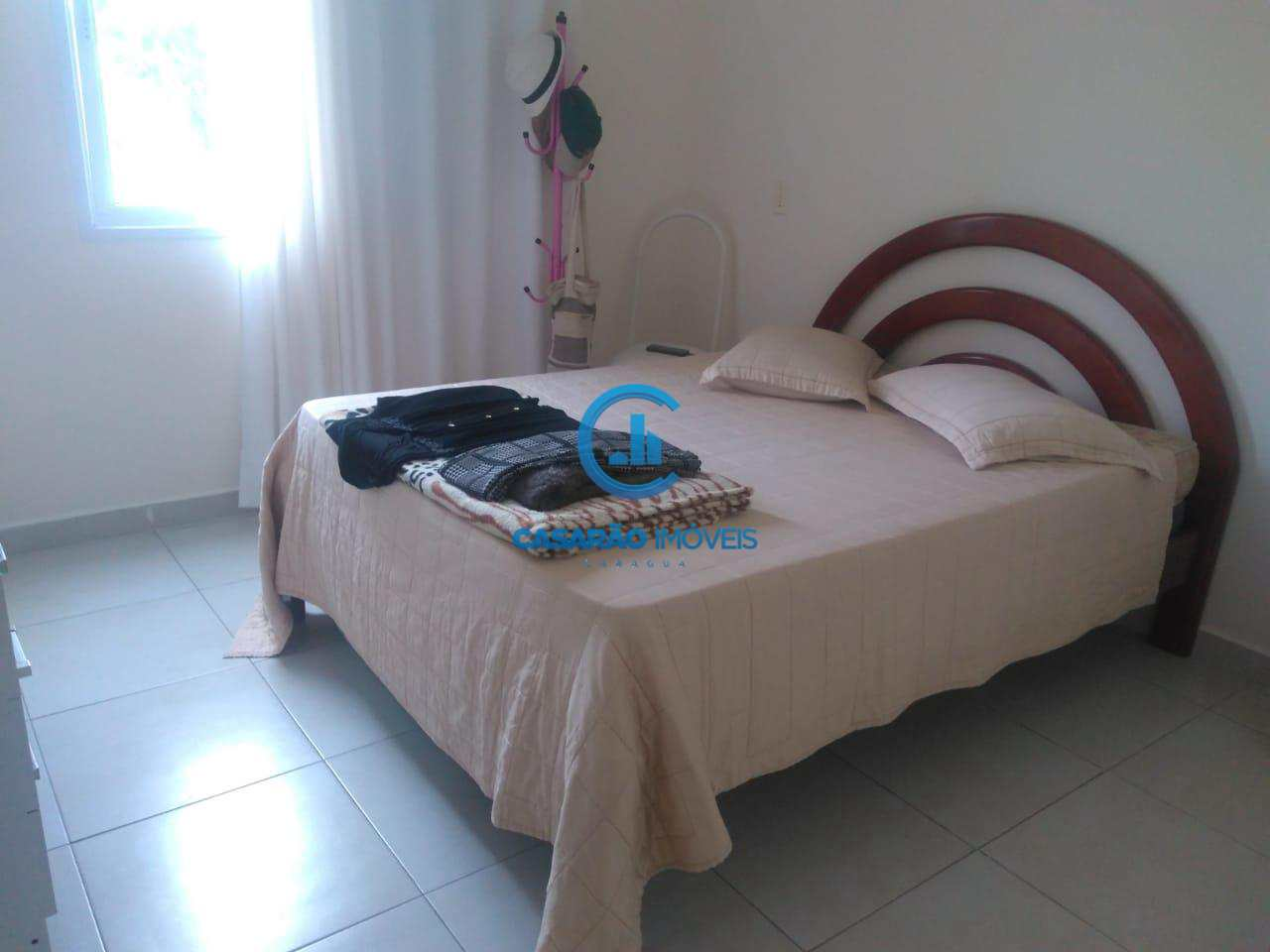 Apartamento com 2 dorms, Sumaré, Caraguatatuba - R$ 300 mil, Cod: 9107