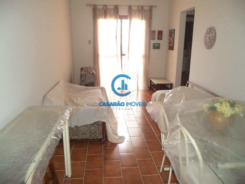 Apartamento com 2 dorms, Vila Atlântica, Caraguatatuba, Cod: 9117
