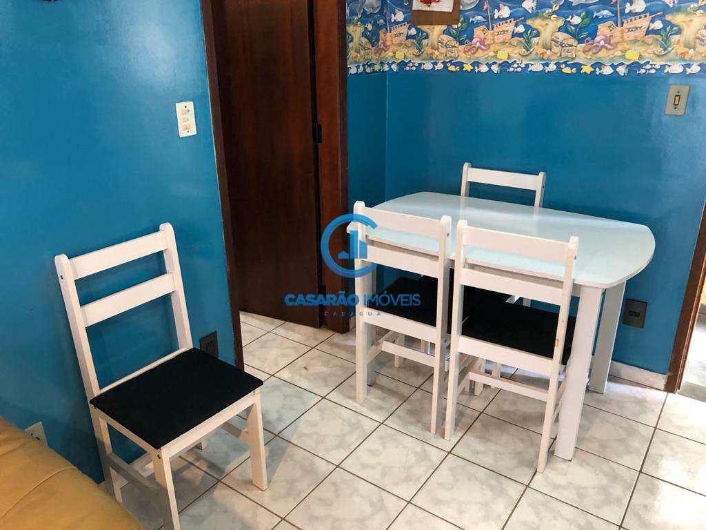 Apartamento com 2 dorms, Martim de Sá, Caraguatatuba, Cod: 9117