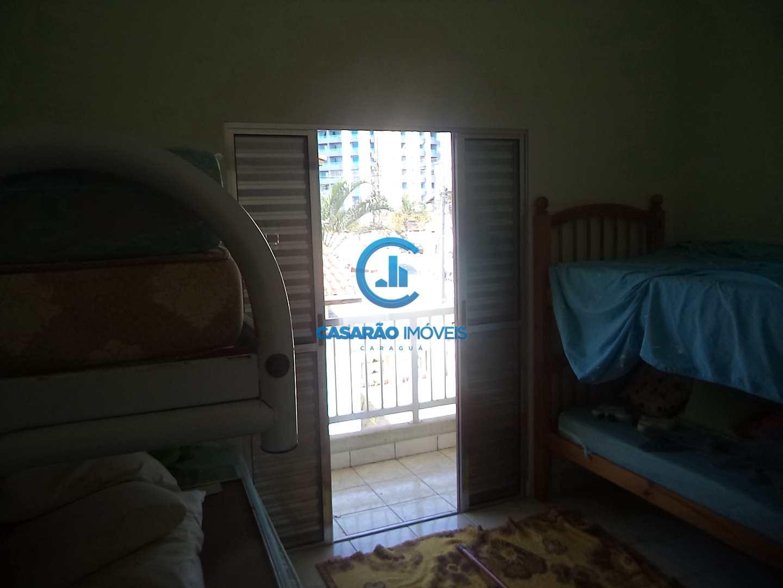 Sobrado de Condomínio com 2 dorms, Martim de Sá, Caraguatatuba, Cod: 9123