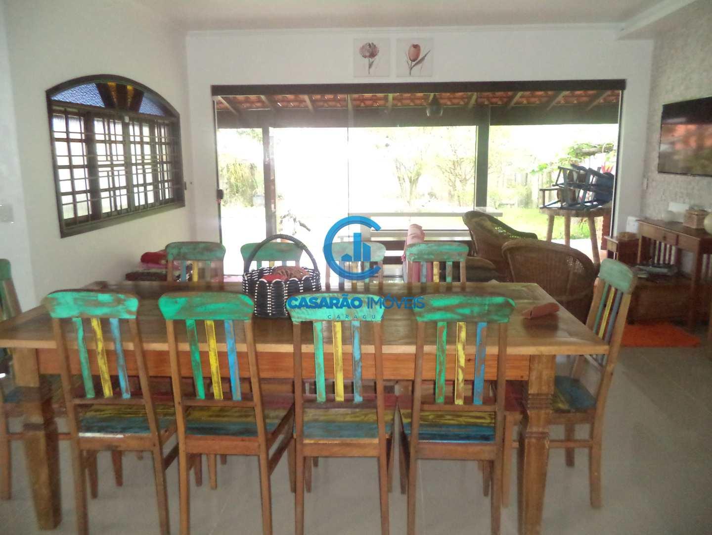 Casa com 3 dorms, Martim de Sá, Caraguatatuba, Cod: 9134