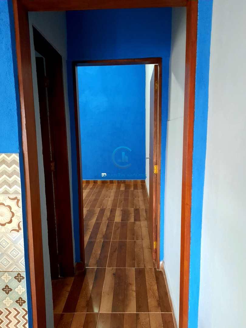 Casa com 1 dorm, Getuba, Caraguatatuba, Cod: 9147