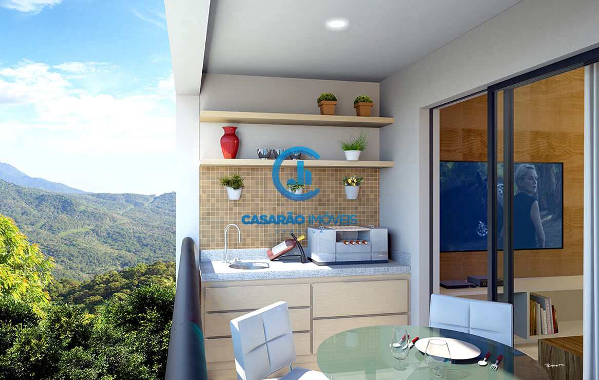 Apartamento, Martim de Sá, Caraguatatuba - R$ 248 mil, Cod: 9153
