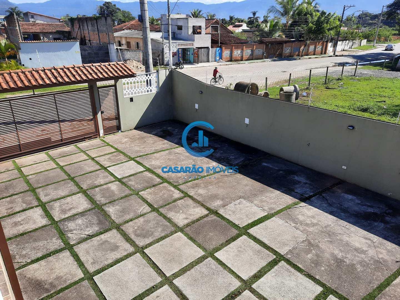 Sobrado com 3 dorms, Loteamento Recreio Juqueriquerê, Caraguatatuba - R$ 270 mil, Cod: 9157