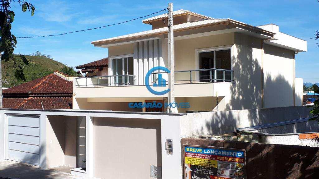 Sobrado com 4 dorms, Balneário Forest, Caraguatatuba - R$ 800 mil, Cod: 9158