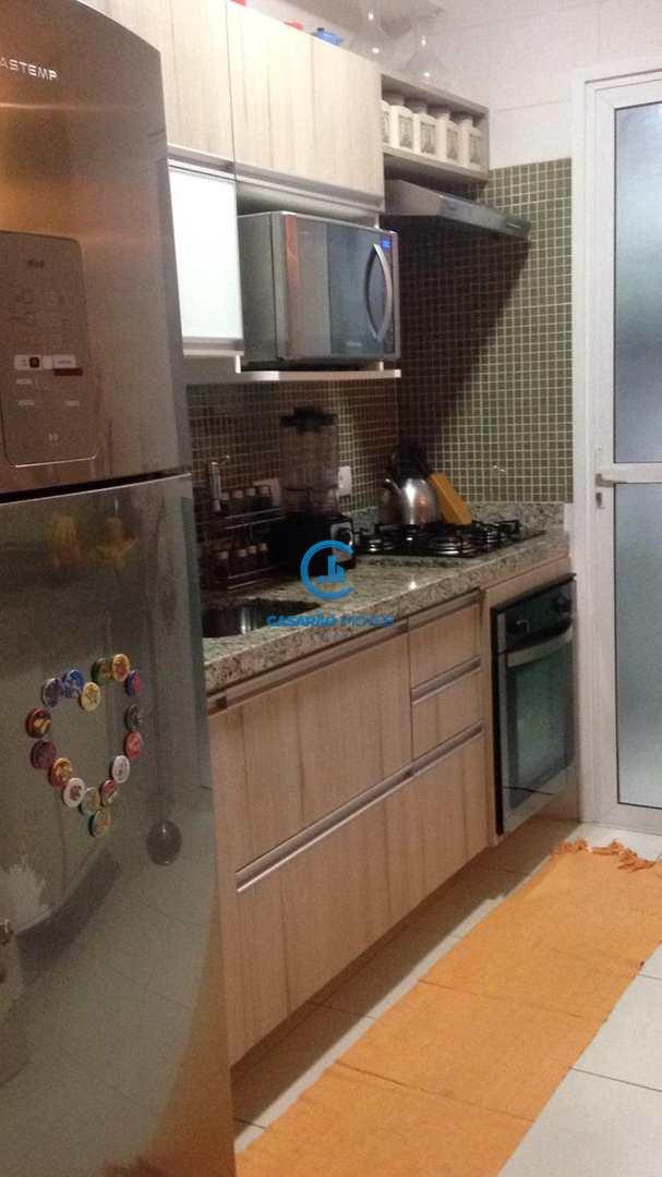 Apartamento com 3 dorms, Indaiá, Caraguatatuba - R$ 630 mil, Cod: 9160