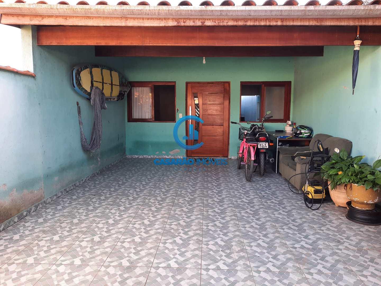 Casa com 2 dorms, Morro do Algodão, Caraguatatuba - R$ 250 mil, Cod: 9163