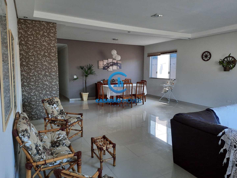 Casa com 4 dorms, Jardim das Gaivotas, Caraguatatuba - R$ 530 mil, Cod: 9164