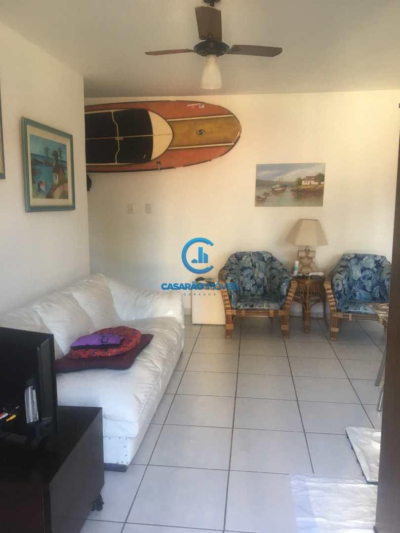 Apartamento com 2 dorms, Martim de Sá, Caraguatatuba - R$ 350 mil, Cod: 9167