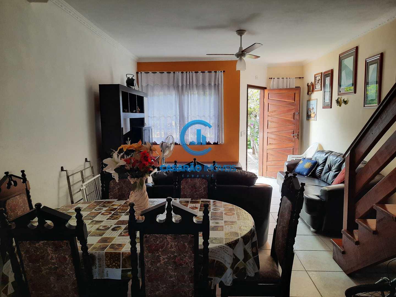 Sobrado com 2 dorms, Prainha, Caraguatatuba - R$ 380 mil, Cod: 9171