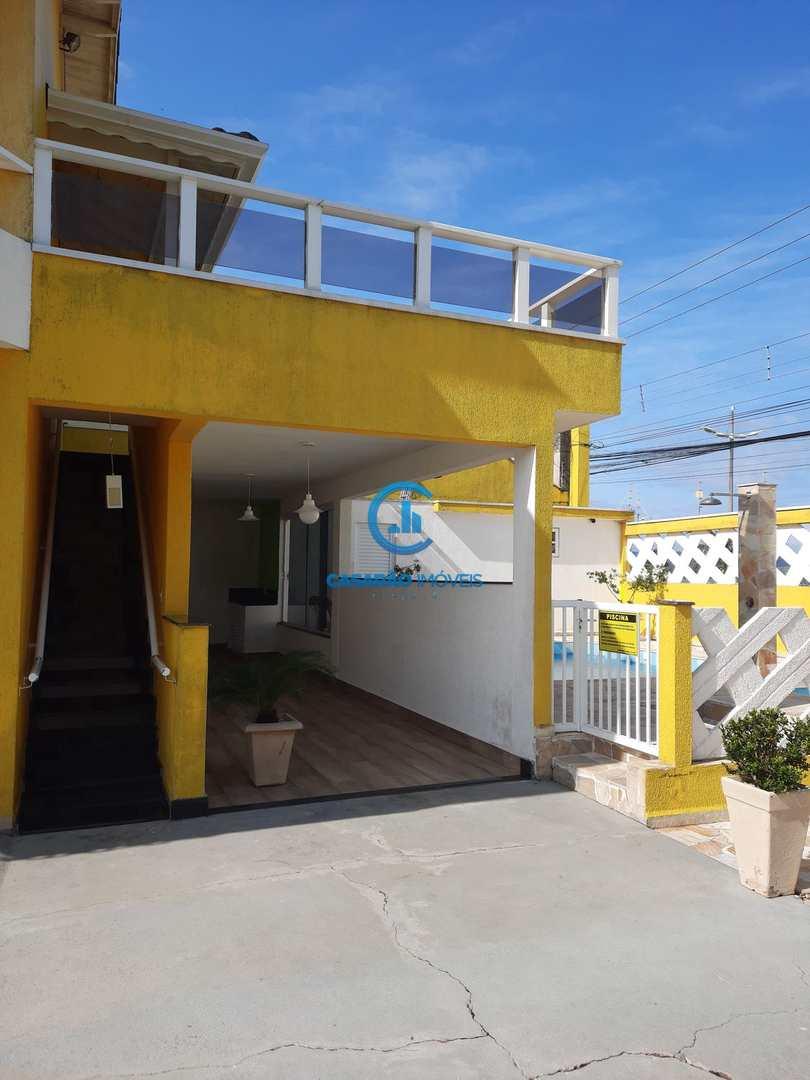 Sobrado de Condomínio com 2 dorms, Jardim Aruan, Caraguatatuba - R$ 400 mil, Cod: 9181