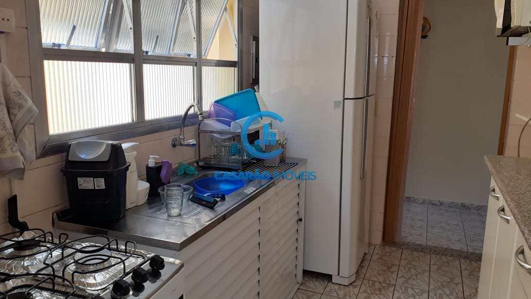 Apartamento com 2 dorms, Balneário Maranduba, Ubatuba - R$ 330 mil, Cod: 9186