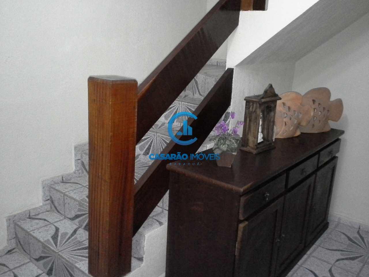 Casa com 3 dorms, Pontal de Santa Marina, Caraguatatuba - R$ 500 mil, Cod: 9193