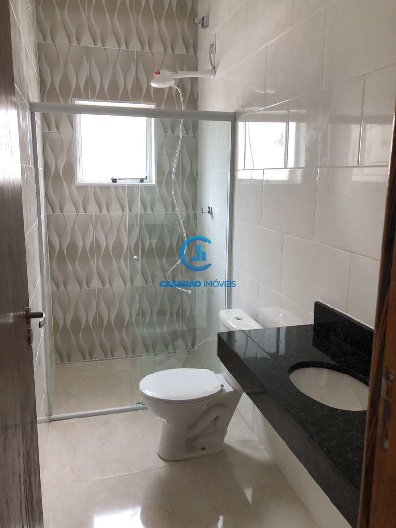 Casa com 3 dorms, Jardim Jaqueira, Caraguatatuba, Cod: 9197