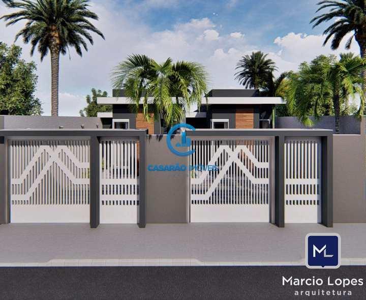 Casa com 2 dorms, Balneário Recanto do Sol, Caraguatatuba - R$ 240 mil, Cod: 9200