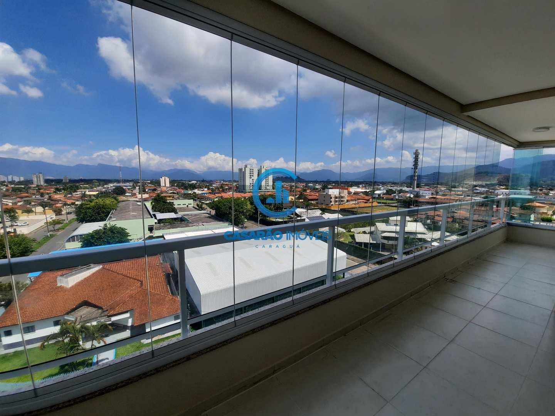 Apartamento com 3 dorms, Indaiá, Caraguatatuba, Cod: 9201