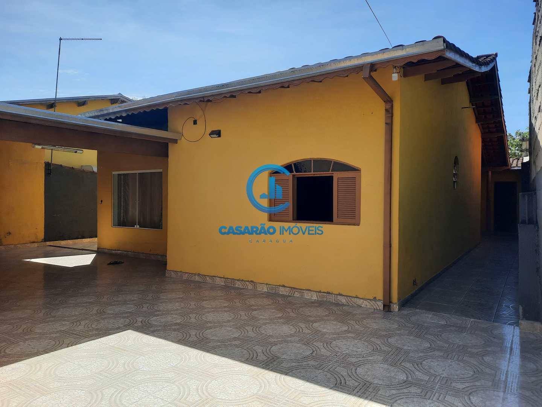 Casa com 2 dorms, Tinga, Caraguatatuba - R$ 310 mil, Cod: 9207