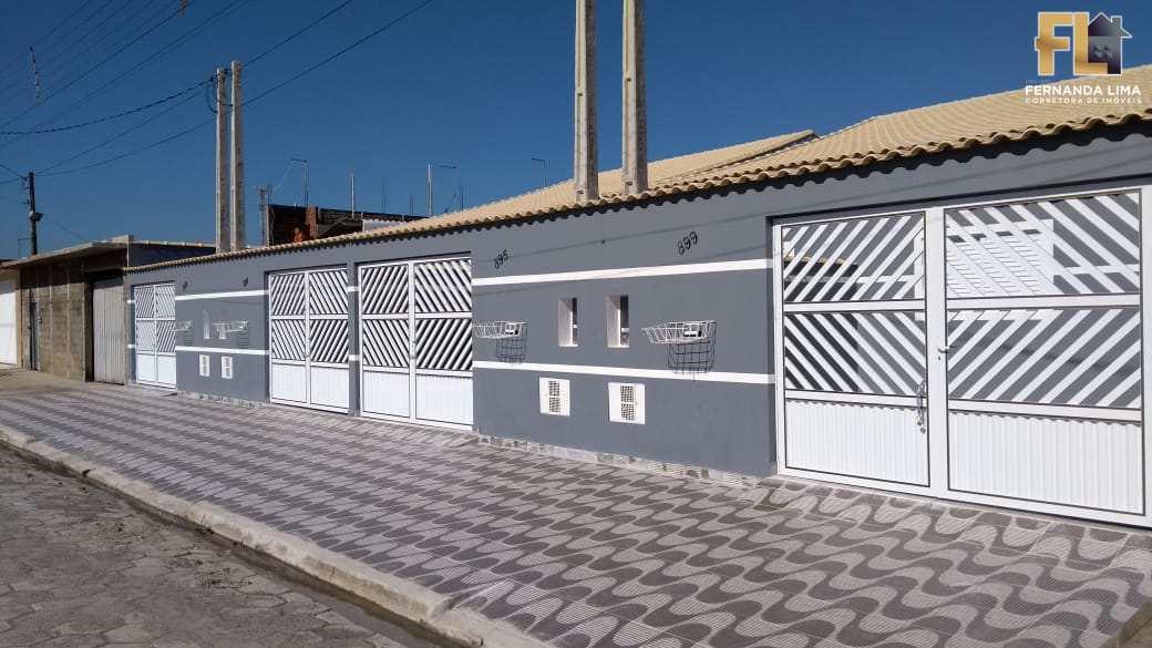 Casa com 2 dorms, Balneário Plataforma, Mongaguá - R$ 179 mil, Cod: 34301