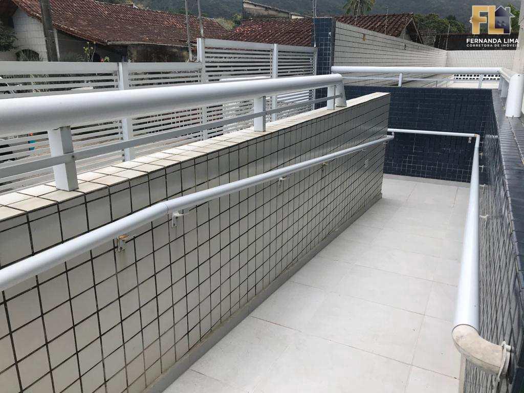 Apartamento com 2 dorms, Pedreira, Mongaguá - R$ 199 mil, Cod: 17901