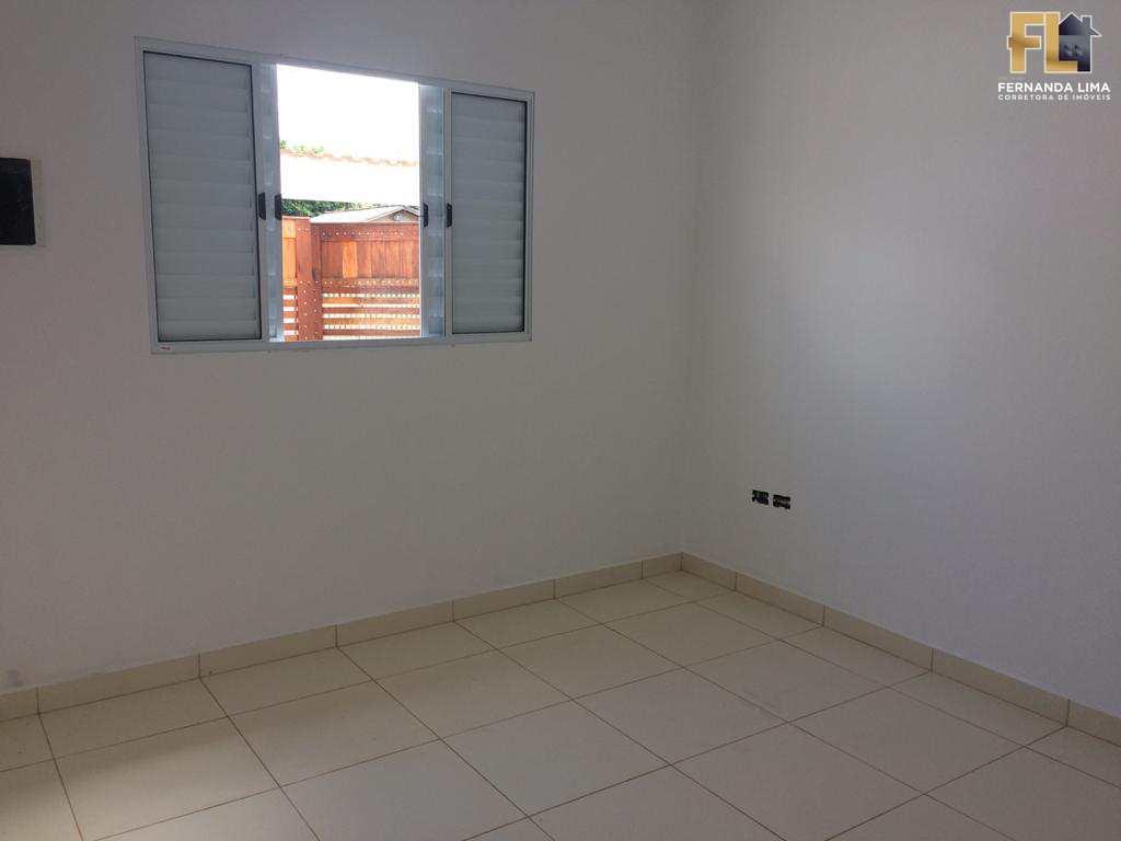 Casa com 2 dorms, Jardim Colúmbia, Mongaguá - R$ 178 mil, Cod: 13701