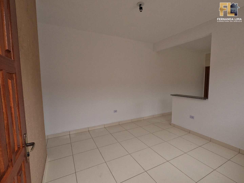 Casa com 2 dorms, Jardim Colúmbia, Mongaguá - R$ 166 mil, Cod: 13701