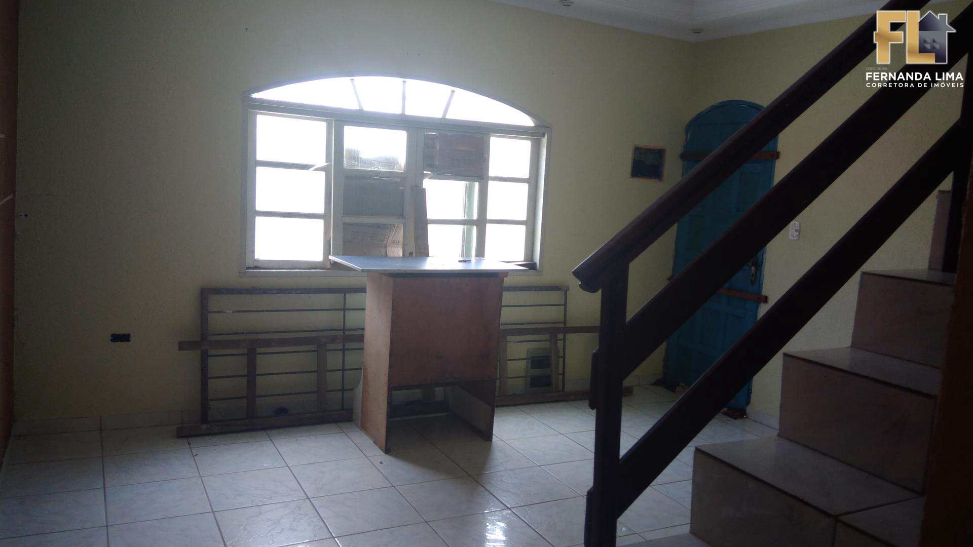 Casa com 2 dorms, Jussara, Mongaguá - R$ 190 mil, Cod: 45028