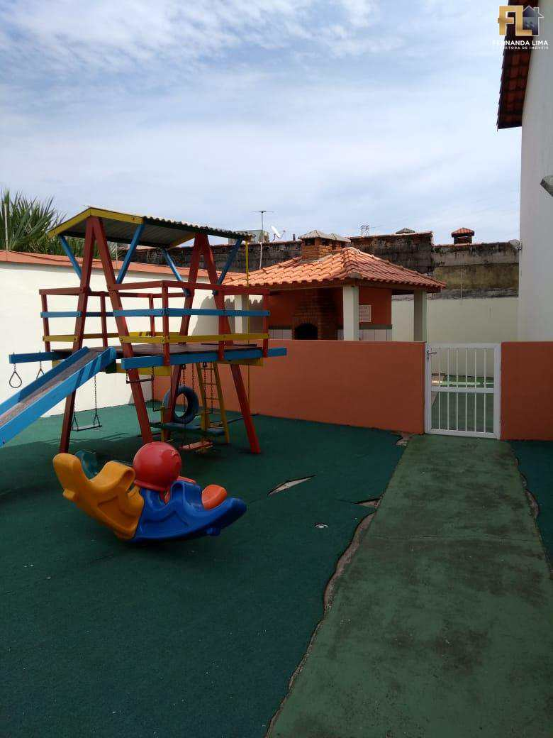 Casa de Condomínio com 2 dorms, Pedreira, Mongaguá - R$ 220 mil, Cod: 45032