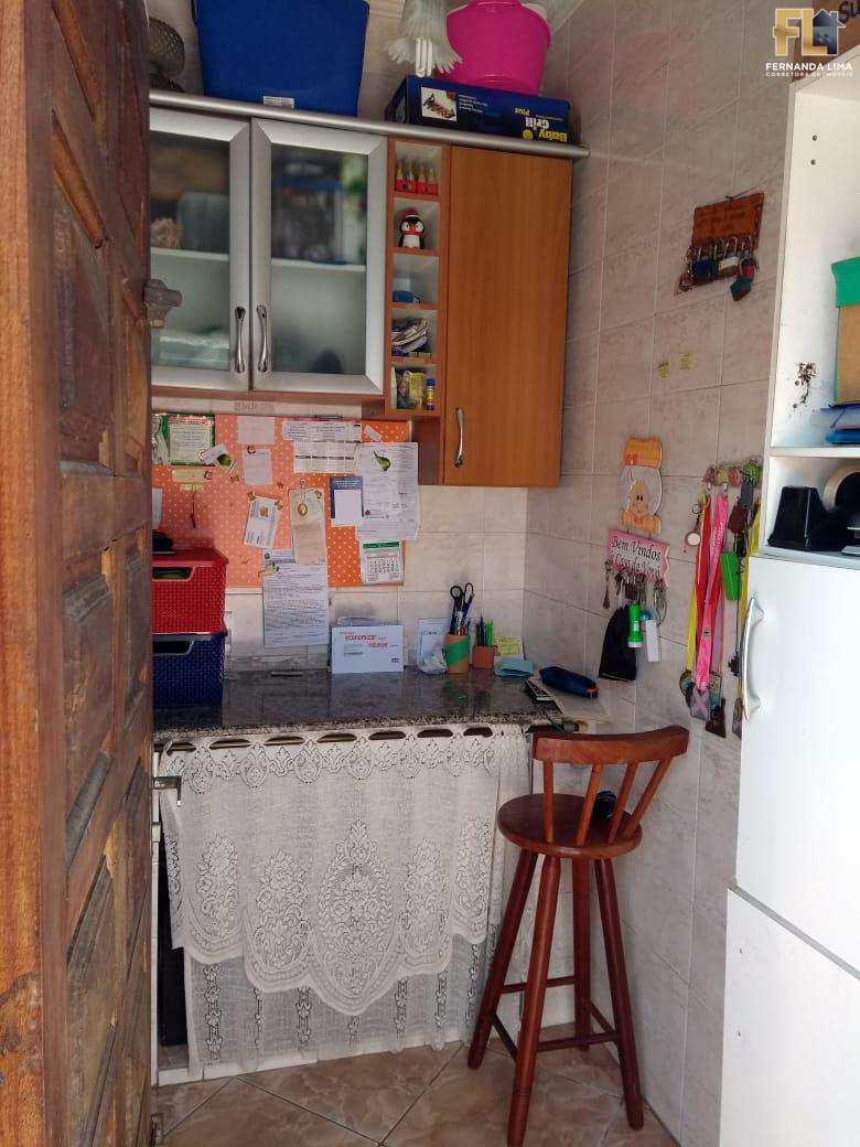 Casa com 2 dorms, Vera Cruz, Mongaguá - R$ 180 mil, Cod: 45035