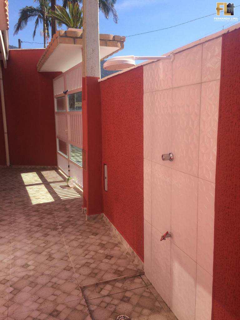 Casa de Condomínio com 3 dorms, Flórida, Praia Grande - R$ 380 mil, Cod: 45058