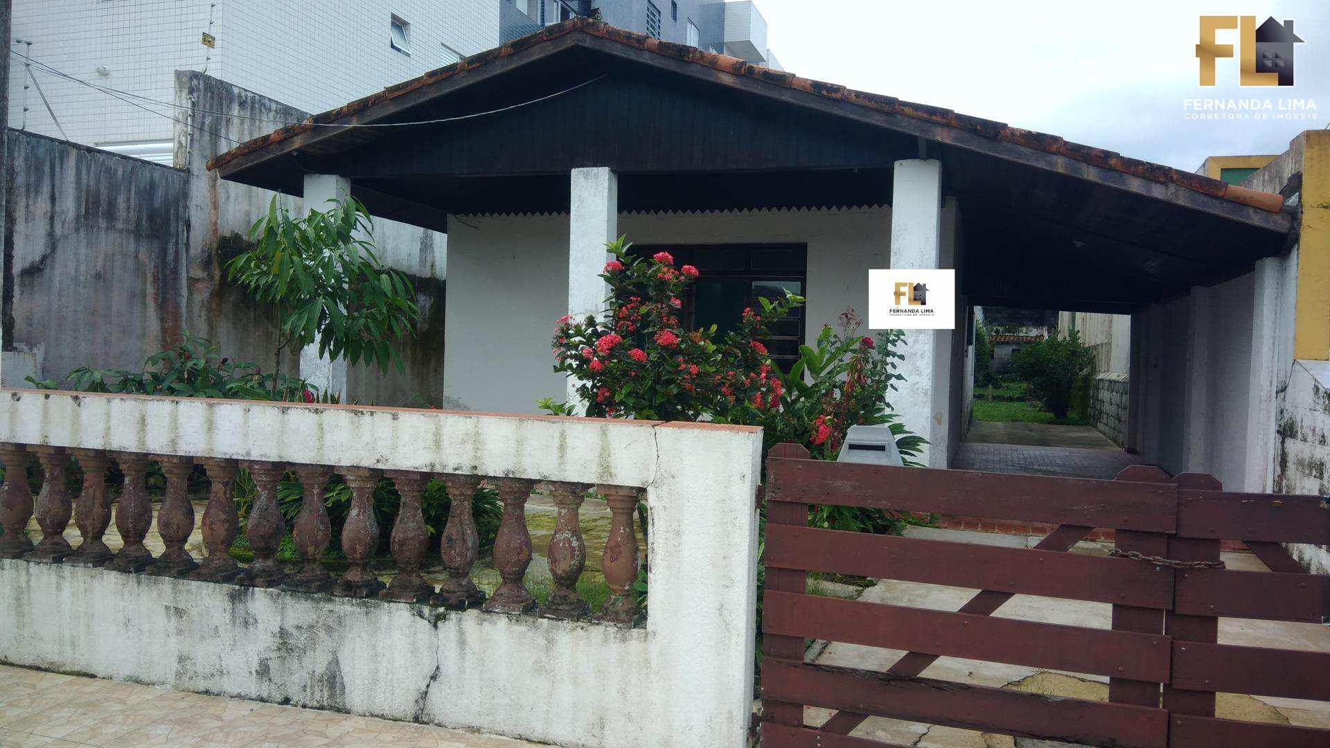 Casa com 2 dorms, Pedreira, Mongaguá - R$ 290 mil, Cod: 45063